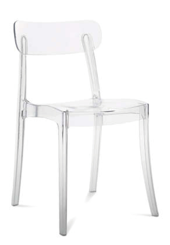 軽くて運びやすい業務用椅子