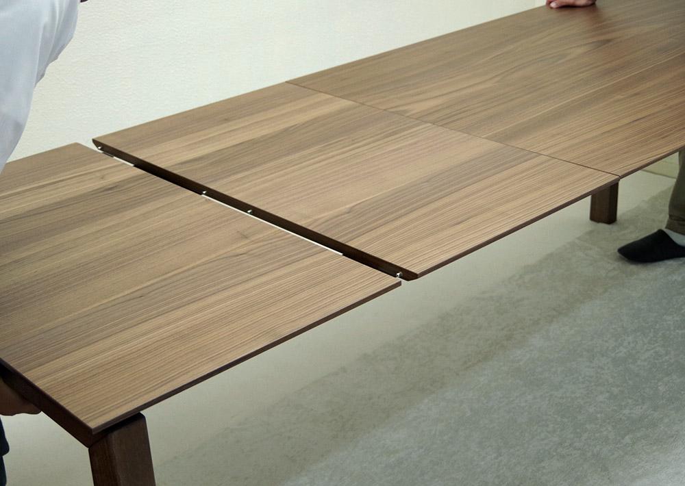 巾180cmエクステンションテーブル