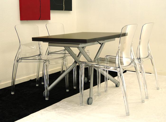 おしゃれなイタリア製テーブルいすセット